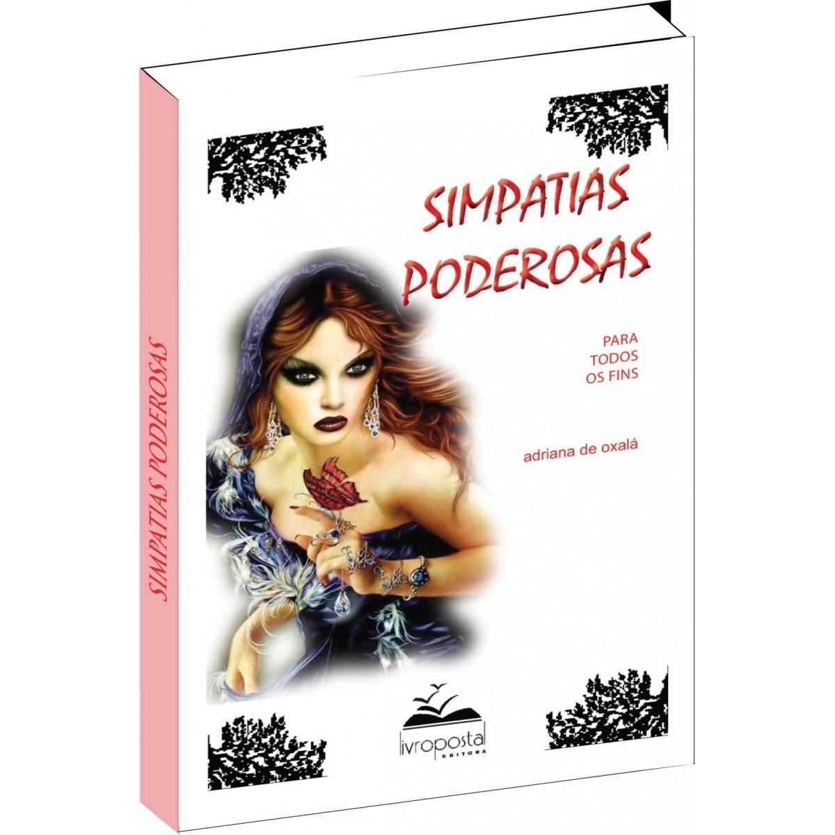 Ebook do Livro de Simpatias Poderosas  - Livropostal Editora