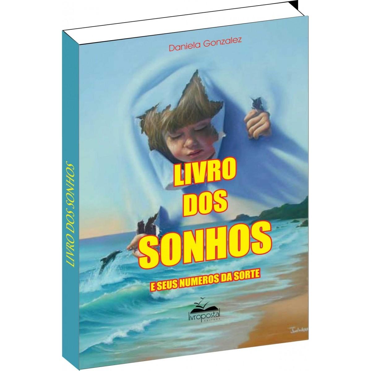 Ebook do Livro dos sonhos e seus números da sorte  - Livropostal Editora