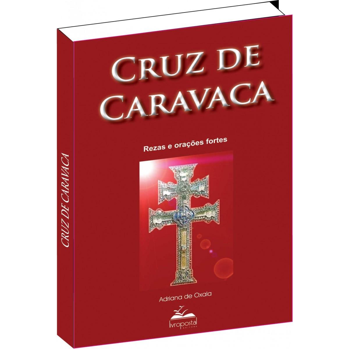 Livro da Cruz de Caravaca  - Livropostal Editora
