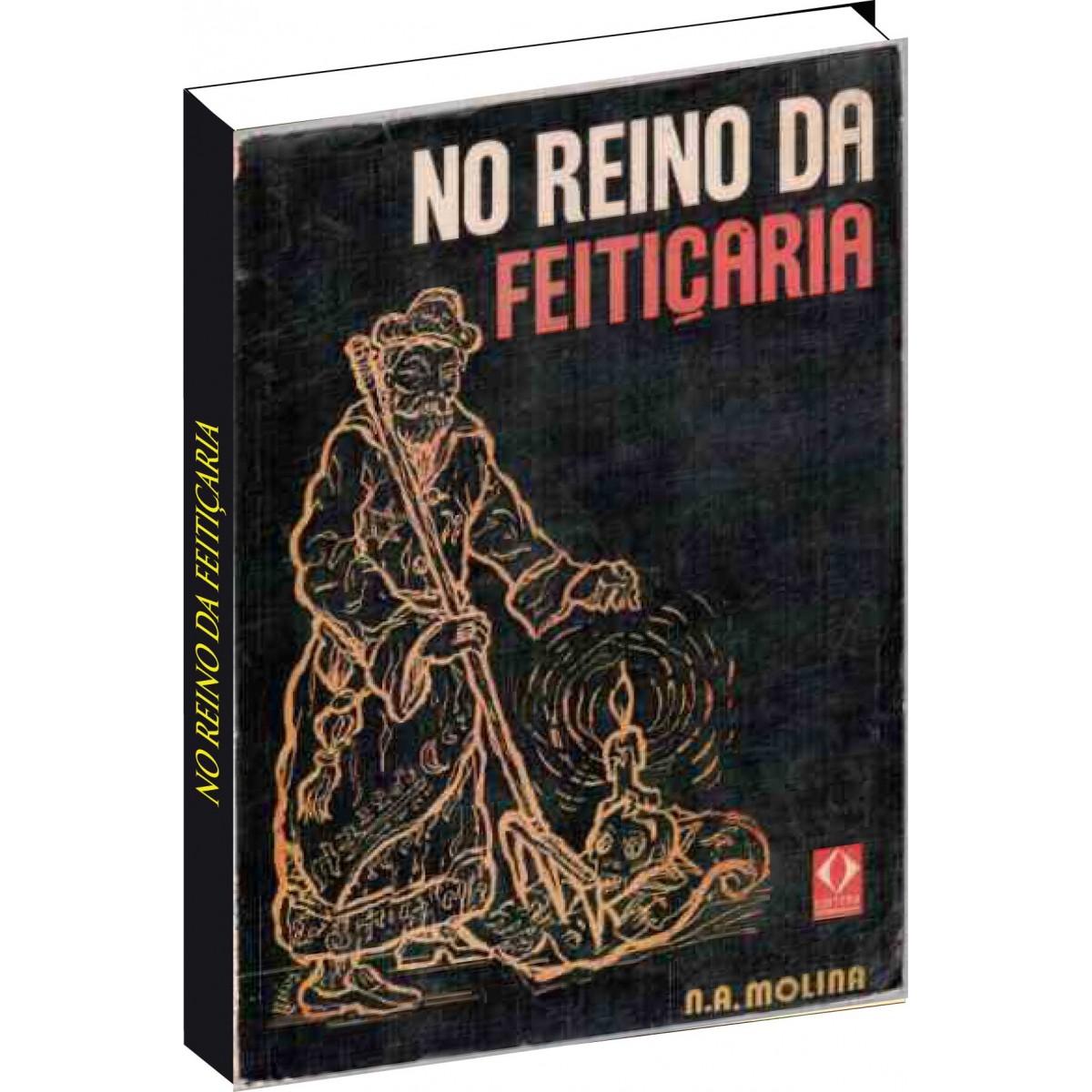Livro - No Reino da Feitiçaria  - Livropostal Editora