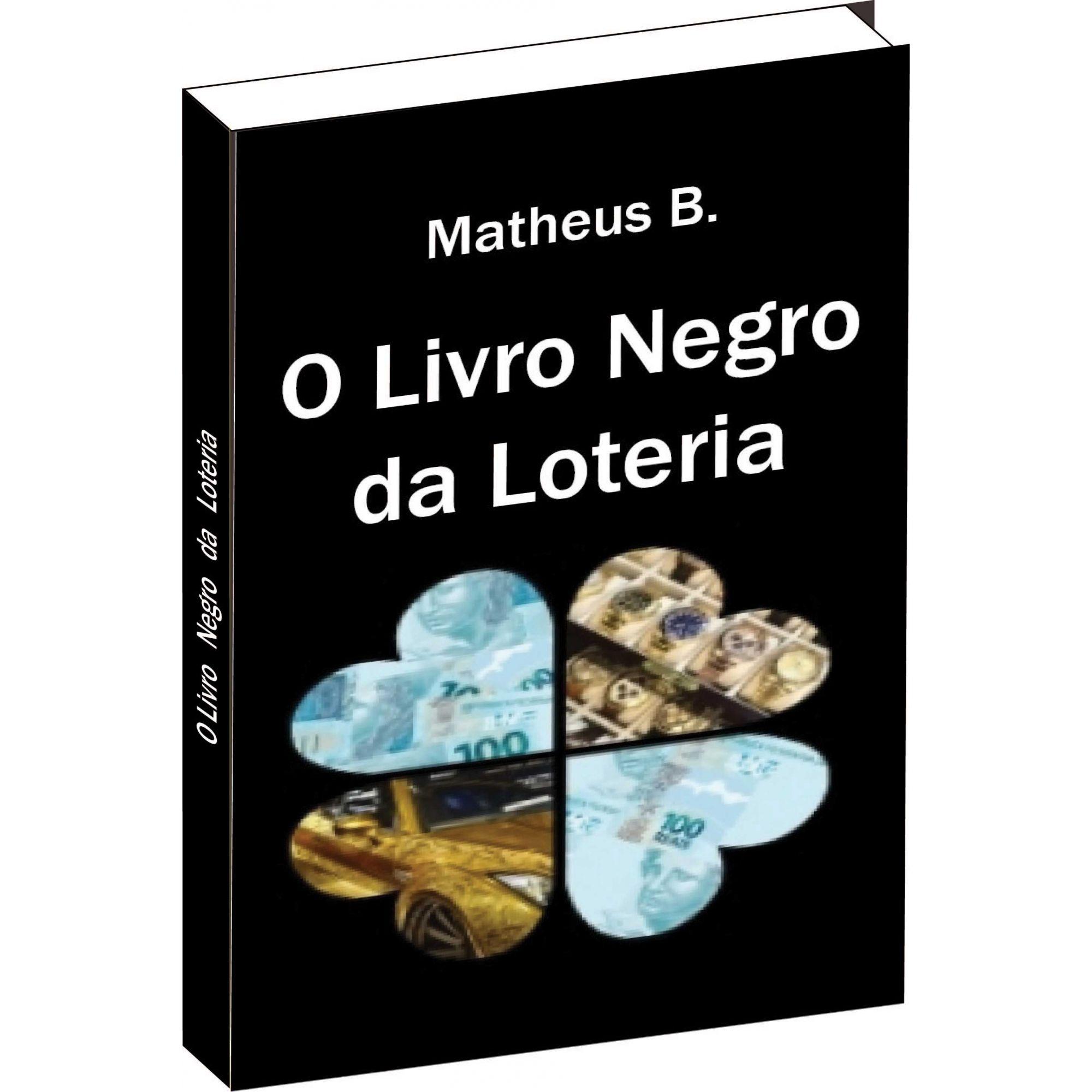 O Livro Negro da Loteria  - Livropostal Editora
