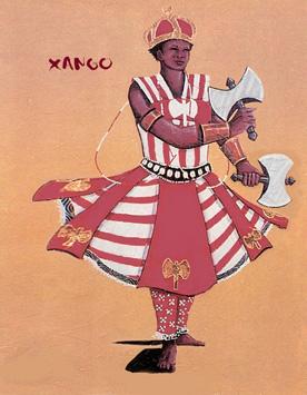 Poster Xango  - Livropostal Editora