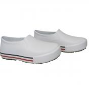 Calçado Profissional Antiderrapante 36 Branco