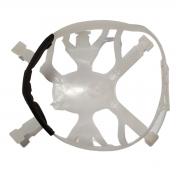 Carneira Suspensão Plástica p/ capacete