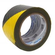 Fita Zebrada p/a sem adesivo 70mm x 200m