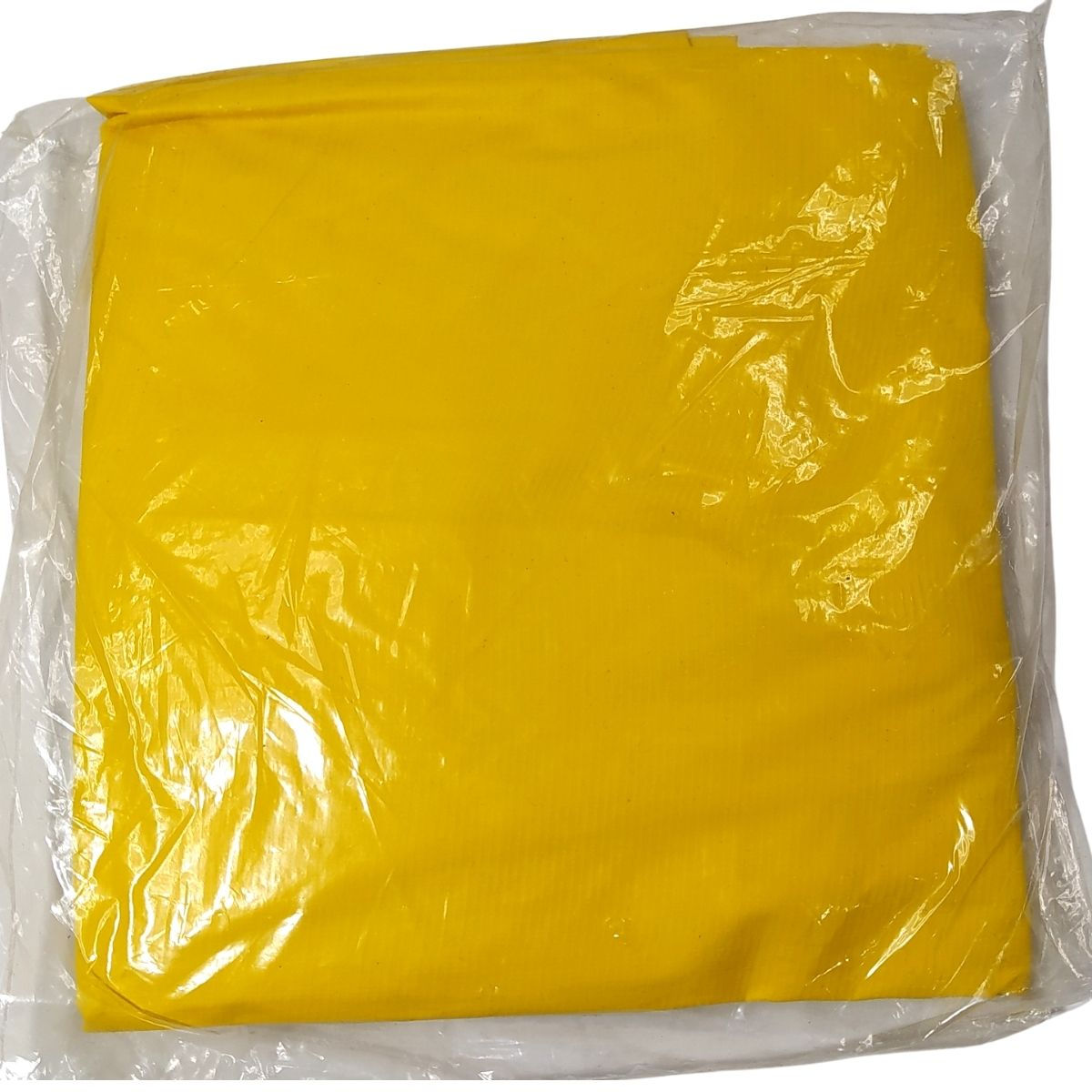 Capa de Chuva GG Amarela
