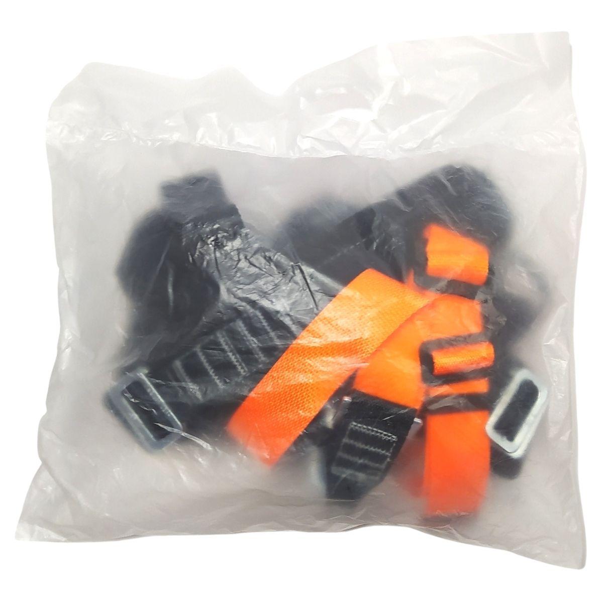 Cinturão paraquedista abdominal