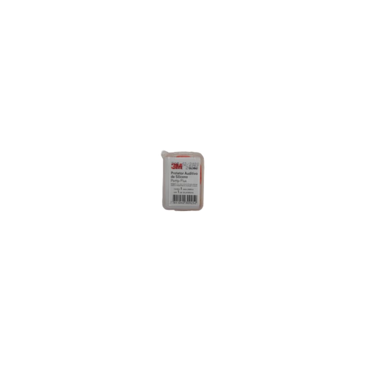 Protetor Auditivo de Silicone (43011)