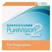 Lentes de Contato Purevision 2 Toric