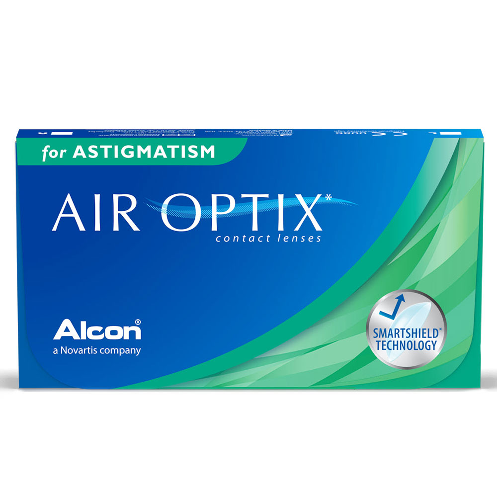 Lentes de Contato Air Optix For Astigmatism