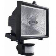 Refletor Hal�geno 300/500w com sensor de presen�a   LAMPADA GRATIS  - Giamar