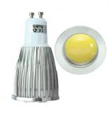 Lâmpada LED GU10 7W Biv Losch