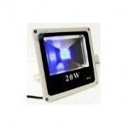 Refletor LED 20W - AZUL