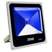 Refletor LED 30W - AZUL