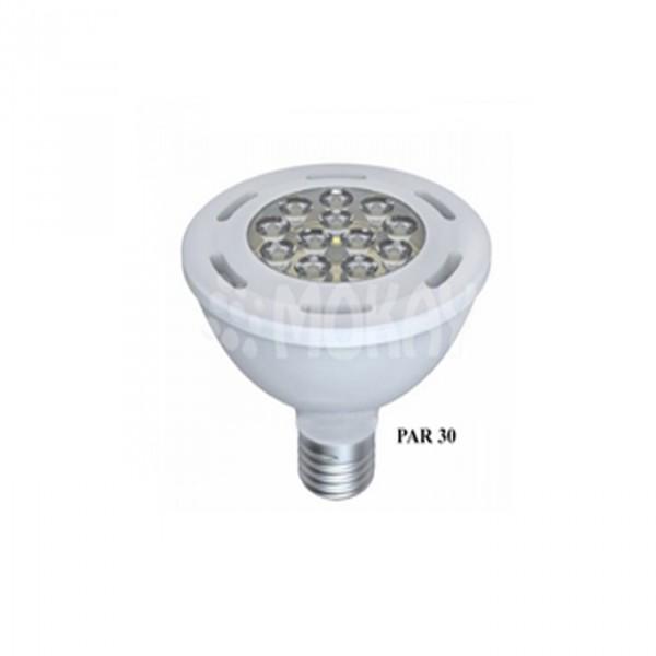 Lâmpada LED PAR 30 12W Biv Mokay  - Giamar