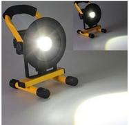 Refletor LED 30W Recarregável  - Giamar