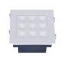 Lumin�ria LED Embutir 9w - Design Exclusivo