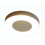 Plafon Redondo Ilumina��o Indireta Piuluce - Giamar