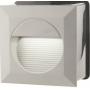 Balizador LED Embutir Quadrado