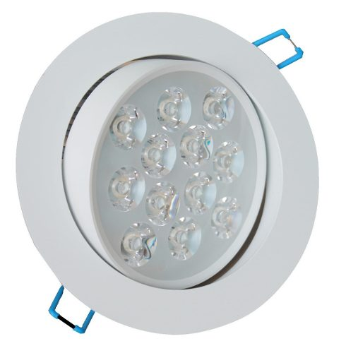 Spot Branco Super Led 1W, 3W, 5W, 7W, 12W  - Giamar