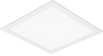 Luminária Embutir VR LUX RT 4 X 9W LED - Fluor  - Giamar