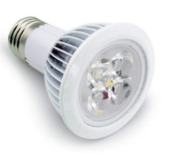 Lâmpada LED PAR 20 7W Biv   - Giamar