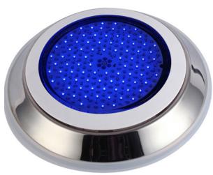 Luminária LED 9w para Piscina C/ Controle Remoto !!!  - Giamar