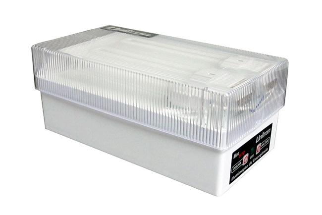 Luminaria Emergência Unitron MAC512  - Giamar