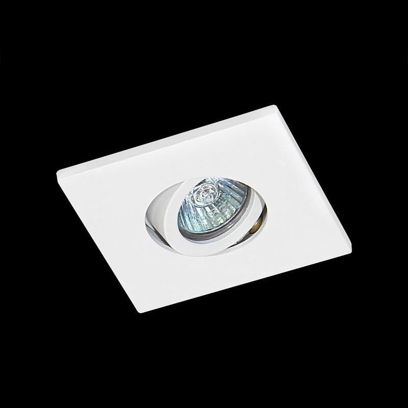 Spot de Embutir GU10 Mini Itamonte 11004 - Sistema Click  - Giamar