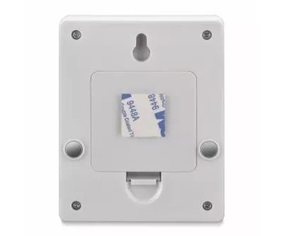 Mini Luminária De Botão Led Portátil 3w Funciona a  Pilha  - Giamar