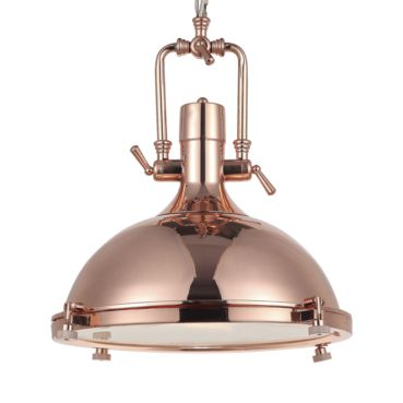 PENDENTE KITCHEN - BRONZE  - Giamar