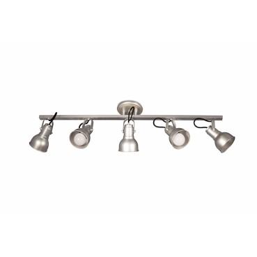 Spot Aluminio no Trilho - Itamonte 1141/5  - Giamar