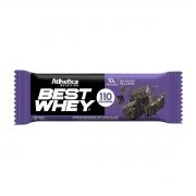 BEST WHEY BAR 12X30G BROWNIE CHOCOLATE ATLHETICA NUTRITION