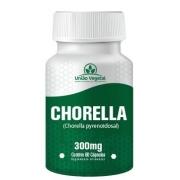 CHLORELLA 60X300MG UNIAO VEGETAL
