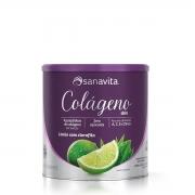 Colágeno Skin 300g Sabor Limão - Sanavita