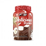 DELICIOUS 3 WHEY | 900G | CHOCOLATE FTW | SPORTS NUTRITION