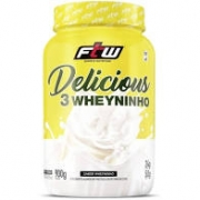 DELICIOUS 3 WHEY | 900G | WHEYNINHO | FTW SPORTS NUTRITION