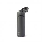 Garrafa Térmica Hydra Bottle 500ML CINZA - PACCO