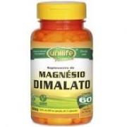 MAGNESIO DIMALATO 60X700MG UNILIFE VITAMINS
