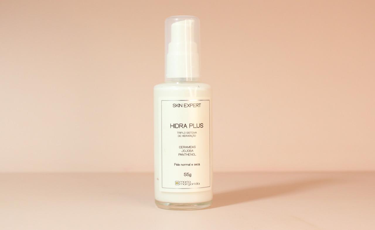 Hidra Plus - Hidratante Pele Normal e Seca - Ceramidas+ Jojoba+ Panthenol