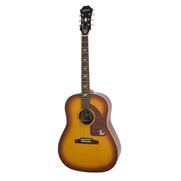 Violão Elétrico Epiphone Texan 1964 Vintage Cherry Burst FT-79