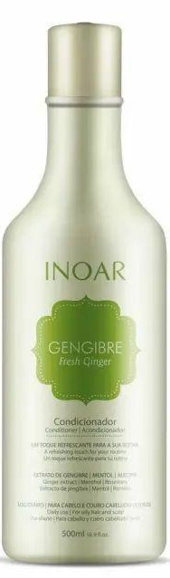 Condicionador Gengibre Fresh Ginger Inoar 500ml