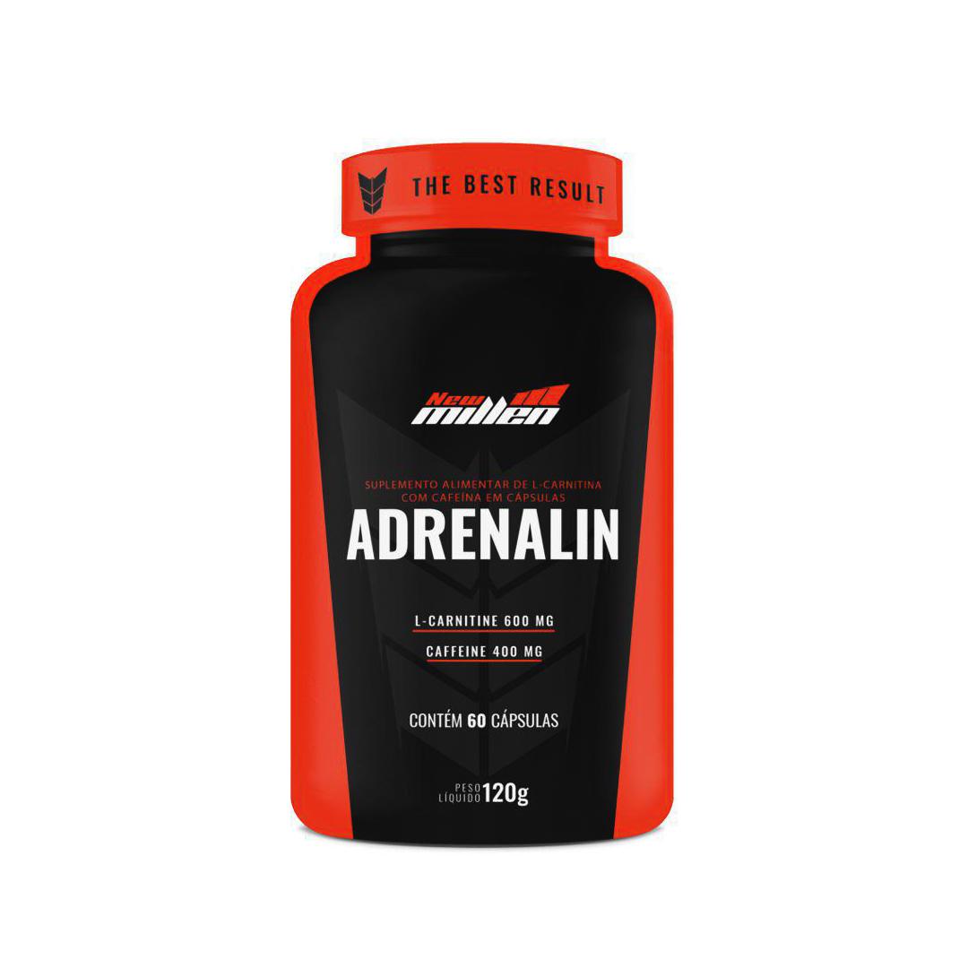 Adrenalin New Millen 60 Caps New Millen