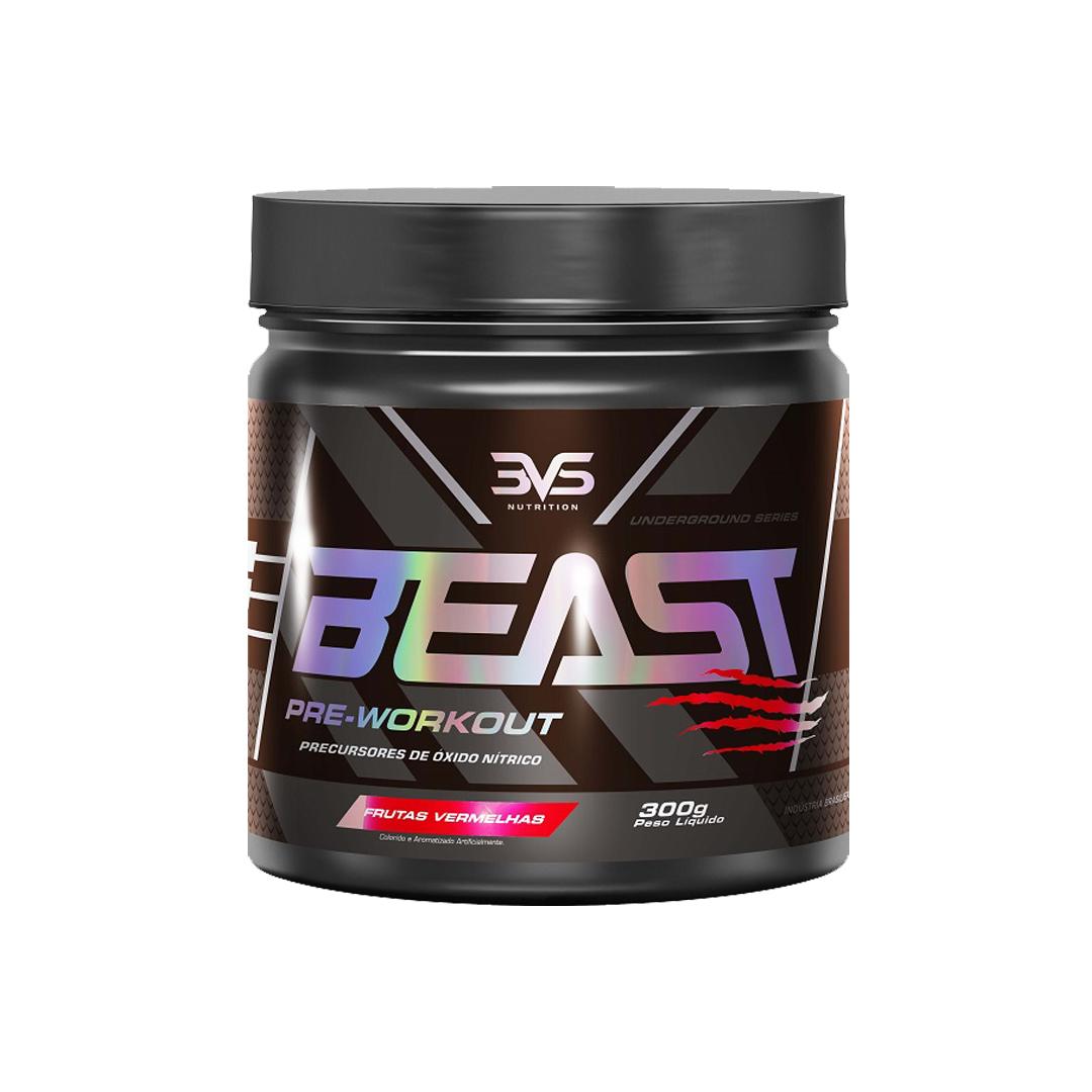 Beast Pre-Workout 300g 3VS