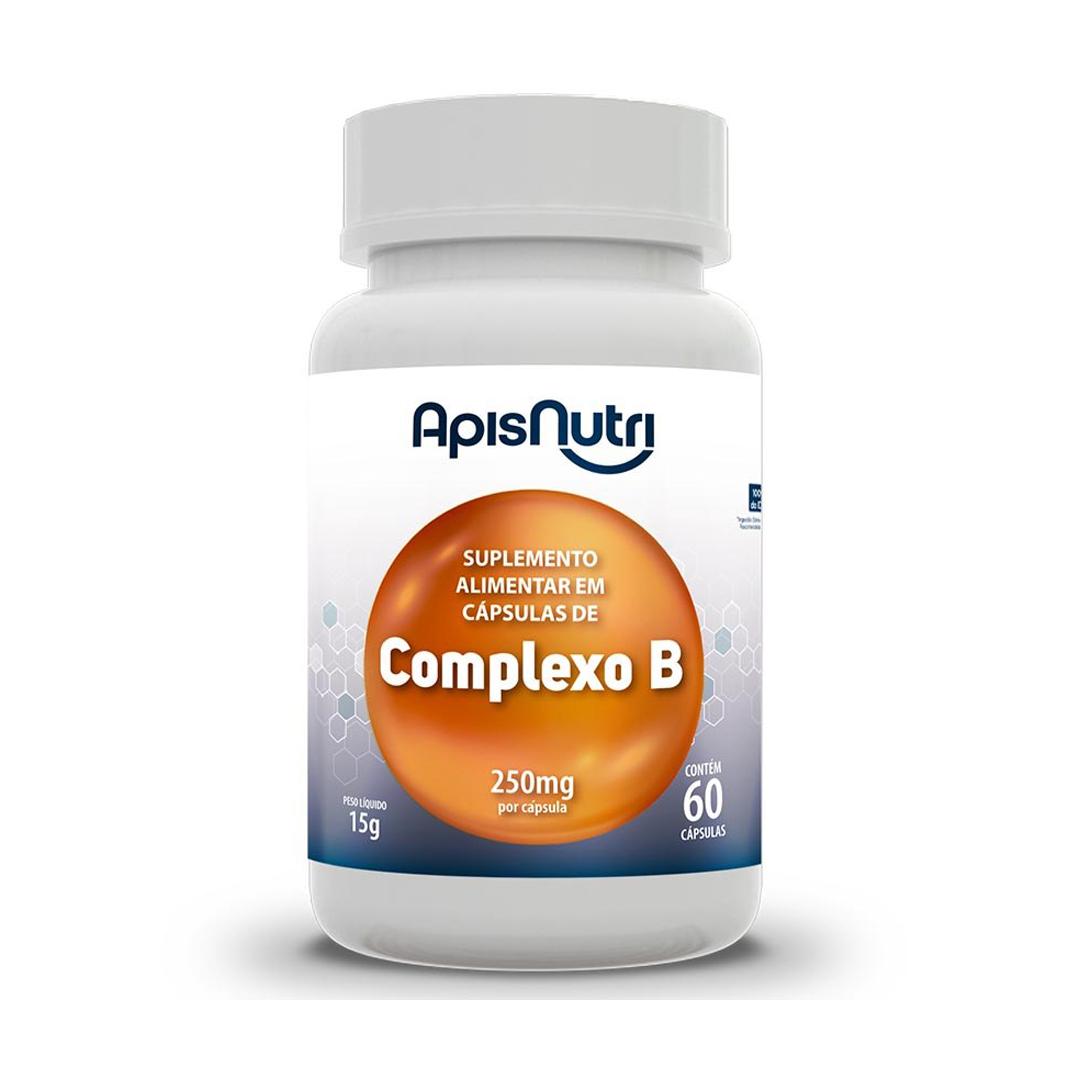 Complexo B 60 Caps ApisNutri