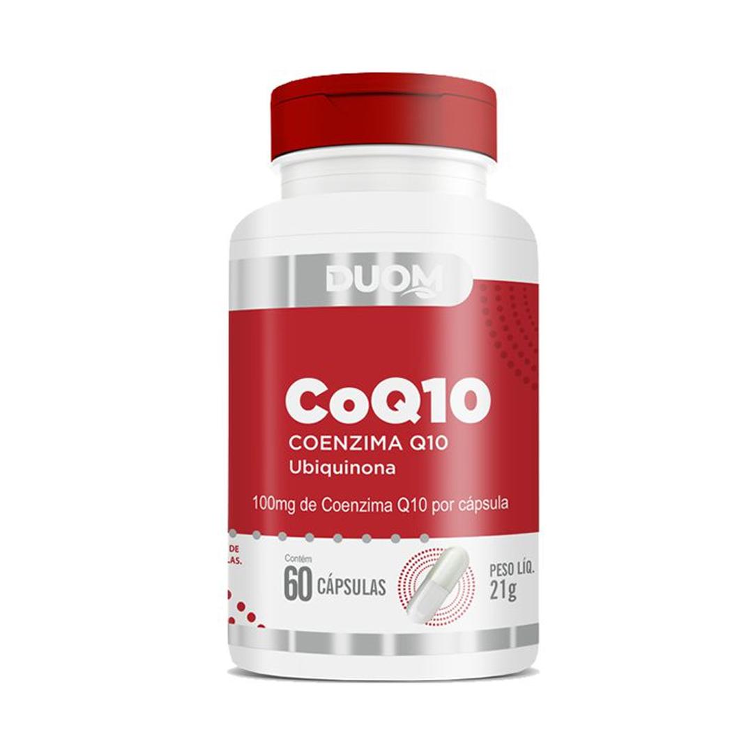 CoQ10 Coenzima Q10 60 Caps Duom