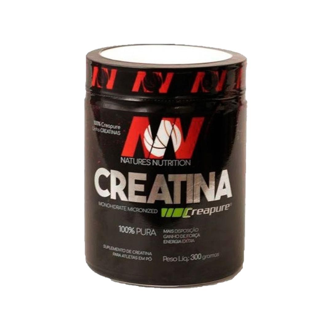 Creatina Creapure 300g Natures Nutrition