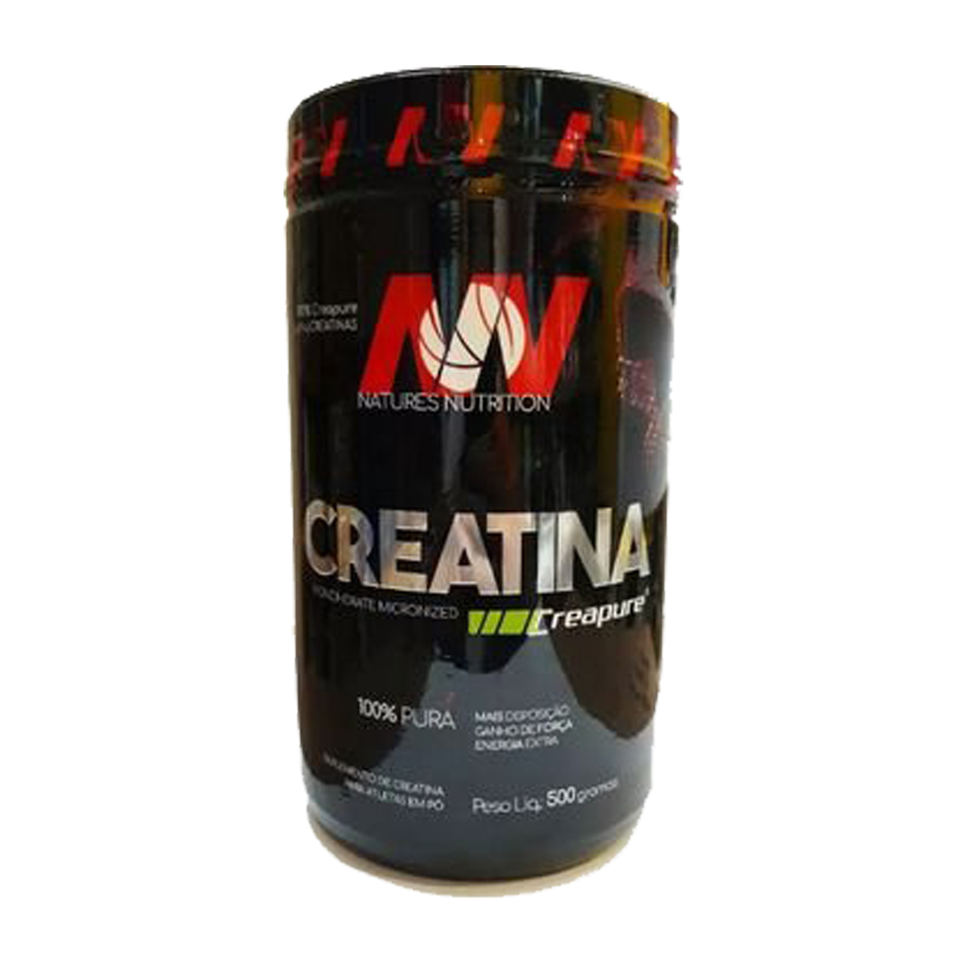 Creatina Creapure 500g Natures Nutrition