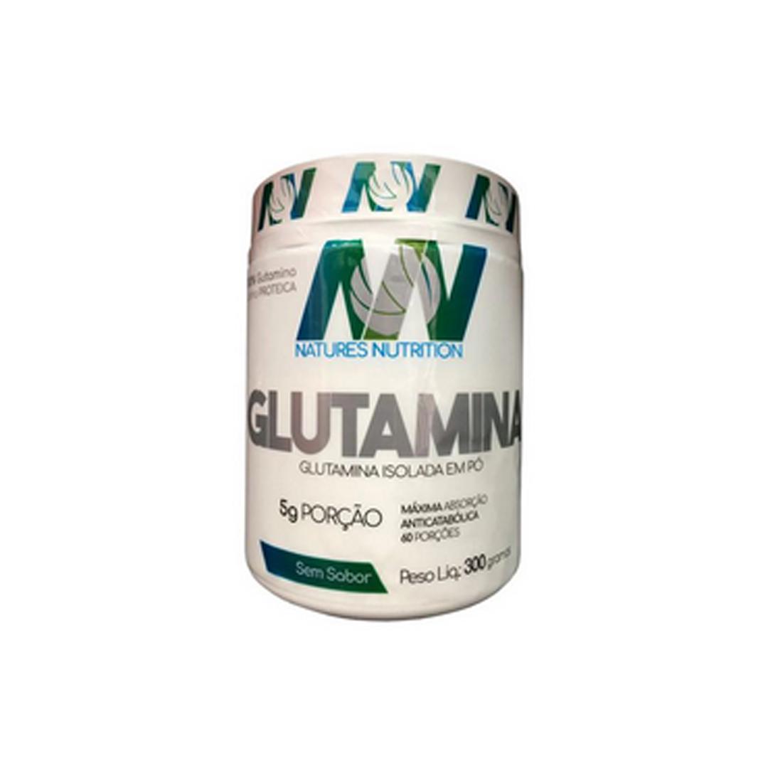 Glutamina 300g Natures Nutrition