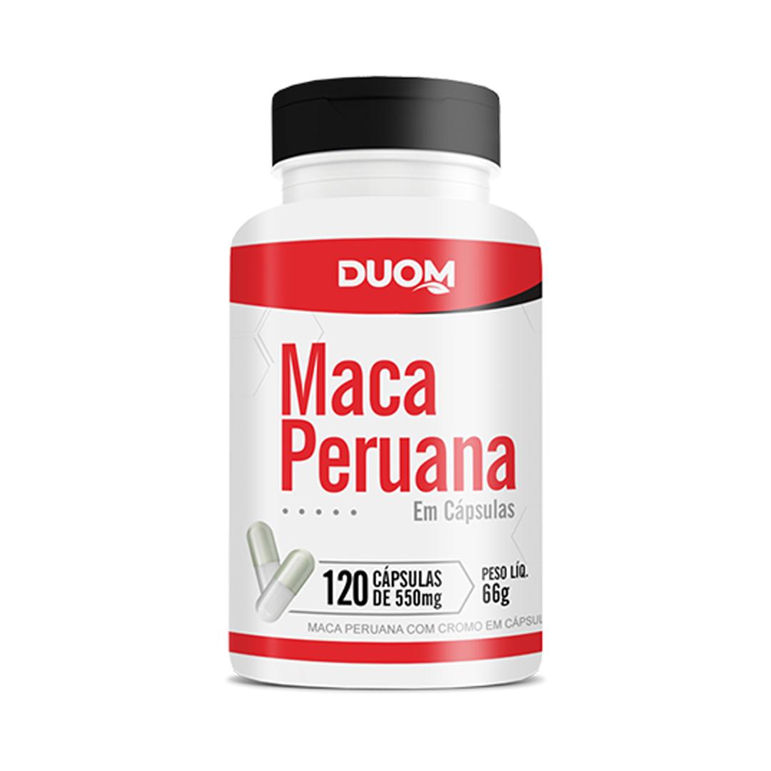 Maca Peruana 120 Caps Duom